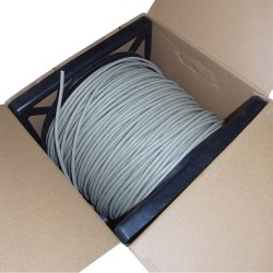 305m Cat 6 Solid Network Drum LS0H
